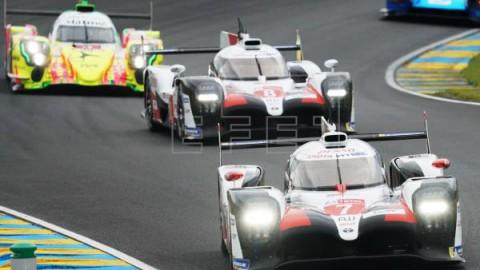 AUTOMOVILISMO 24 HORAS DE LE MANS Alonso apunta al Mundial de Resistencia con ligera desventaja en Le Mans