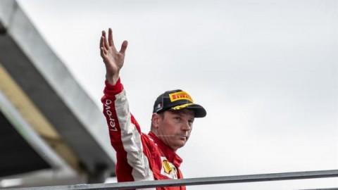 AUTOMOVILISMO FÓRMULA UNO Kimi Raikkonen pilotará dos temporadas con Alfa Romeo Sauber en Fórmula Uno