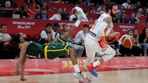 BALONCESTO MUNDIAL 2019: ESPAÑA-AUSTRALIA 95-88. España, a la final tras dos prórrogas frente a Australia
