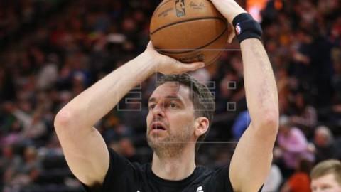 BALONCESTO NBA Pau llegó a Milwaukee `totalmente convencido` tras hablar con Mirotic