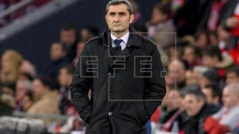 FÚTBOL BARCELONA Valverde: `Es un reto apasionante dirigir a este club y a estos jugadores`