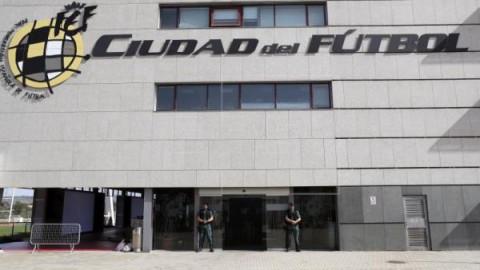 FÚTBOL CORRUPCIÓN Detenido el vicepresidente de la RFEF Andreu Subies por el caso Villar