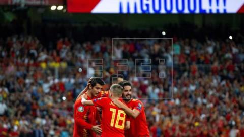 FÚTBOL EUROCOPA 2020: ESPAÑA-SUECIA 3-0. La España de Ramos, lanzada a la Eurocopa 2020