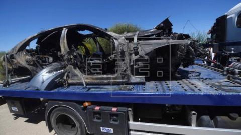 FÚTBOL JOSÉ ANTONIO REYES Fallece José Antonio Reyes en un accidente de tráfico en Sevilla