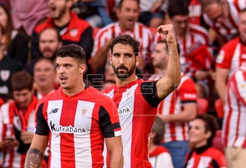 FÚTBOL LALIGA SANTANDER El Athletic expone el liderato en Leganés, el Madrid su resurrección