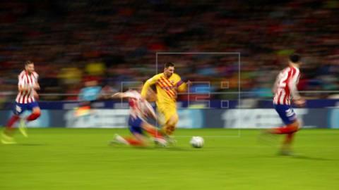 FÚTBOL LALIGA SANTANDER Ni el Barcelona ni el Real Madrid pueden permitirse el fallo