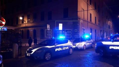 FÚTBOL LIGA EUROPA Cuatro heridos graves, dos de ellos españoles, en peleas entre hinchas
