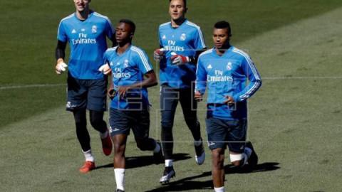 FÚTBOL REAL MADRID Benzema, Odriozola y Ramos continúan fuera del grupo