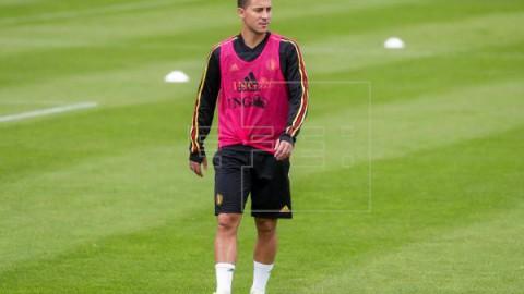 FÚTBOL REAL MADRID Hazard, nuevo jugador del Real Madrid