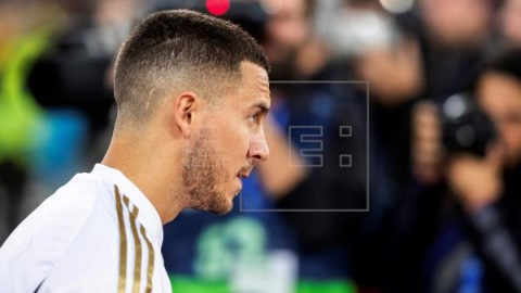 FÚTBOL REAL MADRID Hazard pasará por el quirófano el jueves en Dallas