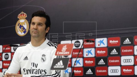 FÚTBOL REAL MADRID Solari responde a Guardiola: `El Real Madrid es el mejor de la historia`