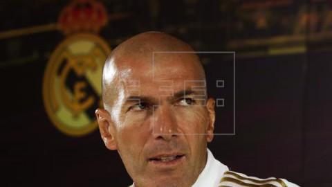 FÚTBOL REAL MADRID Zidane: `Si no estoy respaldado mejor salir`