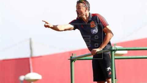 FÚTBOL SELECCIÓN Las claves por despejar del primer once de Luis Enrique