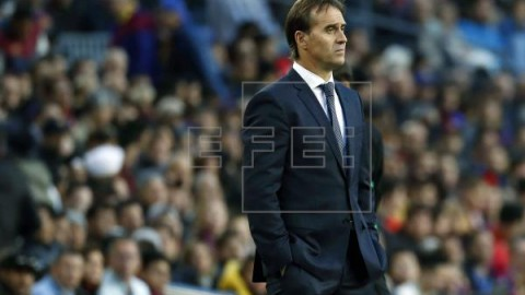 FÚTBOL SEVILLA Julen Lopetegui entrenará al Sevilla las próximas tres temporadas