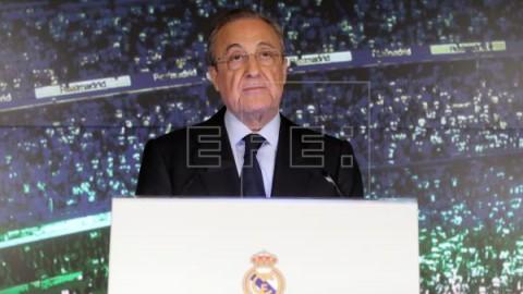 FÚTBOL UE REAL MADRID El Real Madrid gana un pleito de 18,4 millones de euros a la Comisión Europea