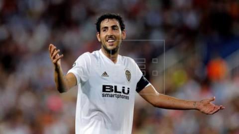 FÚTBOL VALENCIA Dani Parejo renueva con el Valencia hasta 2022