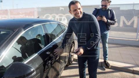 FÚTBOL VILLARREAL El Villarreal recupera a Calleja como entrenador cincuenta días después