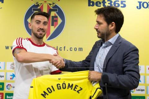 FÚTBOL VILLARREAL Moi Gómez: `El Villarreal es el club de mi vida`