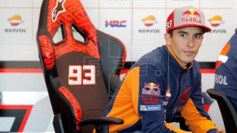 MOTOCICLISMO MOTOGP Márquez acaba `satisfecho y con sensaciones positivas` el test de Sepang