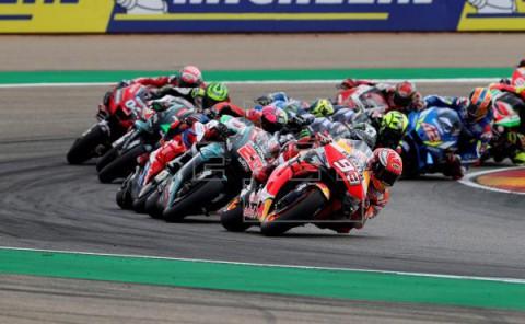 MOTOCICLISMO MOTOGP Márquez suma ocho victorias y pone el título a tiro