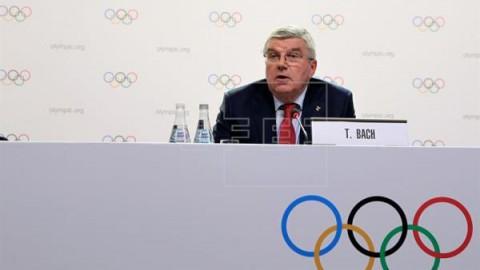 OLIMPISMO BUENOS AIRES 2018 El presidente de COI destaca en Argentina el `éxito` del Foro de Olimpismo en Acción