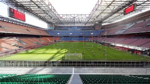 POLIDEPORTIVO EUROPA/CORONAVIRUS Todo el deporte europeo, con Italia a la cabeza, toma medidas contra el COVID-19