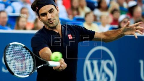 TENIS CINCINNATI – Federer-Mayer, primer enfrentamiento de octavos de final en Cincinnati